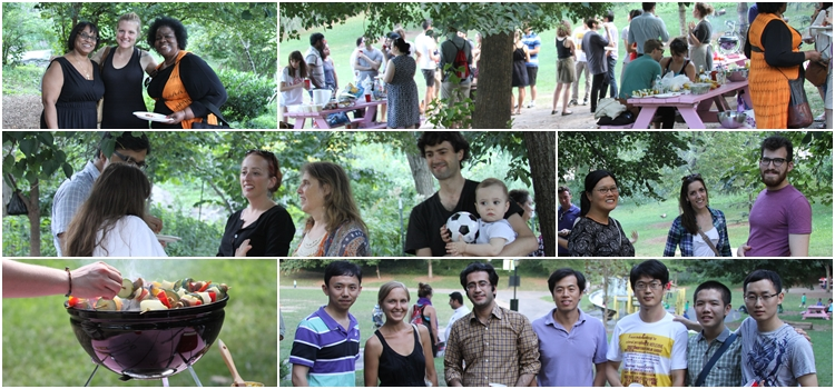 Summer Barbecue at Morningside Park