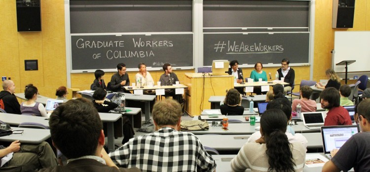 Photos from 10/15 Roundtable Discussion #WeAreWorkers